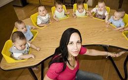 Những kỷ lục mang thai 'vô tiền khoáng hậu' gây sốc toàn tập: Từ mẹ đơn thân nghị lực sinh một lèo 8 đứa con đến sản phụ chỉ mới 5 tuổi
