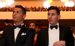 Messi mong Ronaldo sớm khỏi Covid-19