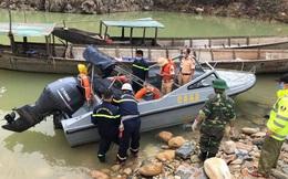 Cận cảnh tìm kiếm 17 công nhân gặp nạn tại thủy điện Rào Trăng 3