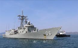 Australia chấm dứt hoạt động của lực lượng hải quân tại khu vực Trung Đông