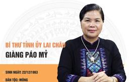 Chân dung nữ Bí thư Tỉnh ủy Lai Châu trưởng thành từ ngành công an
