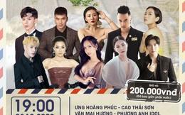 """Dàn sao Việt tham gia """"Stand By Star - Nối Vòng Tay, Vượt Thiên Tai"""", góp phần chung tay giúp đỡ miền Trung"""