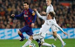 TRỰC TIẾP El Clasico: Mất Ronaldo, Real bị Messi bắt nạt?