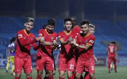 TRỰC TIẾP V.League ngày 24/10: Quảng Ninh dẫn TP.HCM 2-1; Tiến Linh làm sững sờ Hàng Đẫy