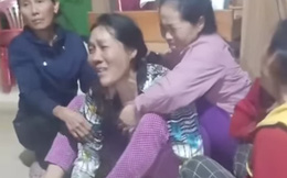 Sạt lở núi chôn vùi khiến 4 người đi tìm trầm tử nạn trong đó có 3 anh em ruột
