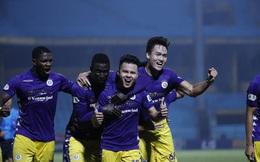 """Quang Hải chói sáng phút 90, Hà Nội FC """"chết đi sống lại"""" để rộng cửa vô địch V.League"""