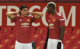 """KẾT THÚC Chelsea 0-0 Man United: Cavani """"tịt ngòi"""" khi ra mắt Nhà hát của những giấc mơ"""