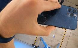 Clip: Test độ cứng của iPhone 12 và iPhone 12 Pro