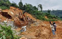 Bão số 8 đổ bộ gây mưa lớn, Huế tạm dừng tìm kiếm nạn nhân Rào Trăng 3