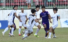 TRỰC TIẾP V.League: Công làm thủ phá, HAGL tan vỡ trước Sài Gòn FC