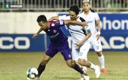 Thua tan nát trước Sài Gòn FC, HLV HAGL đỗ lỗi tất cả do trọng tài