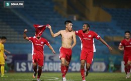 Viettel nghẹt thở giành 3 điểm, HAGL thua tan nát trên sân nhà trước Sài Gòn FC