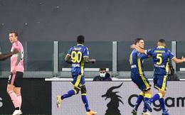 Bị người cũ chọc thủng lưới, Juventus hòa thất vọng trước Verona