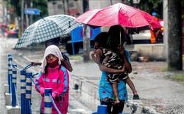 Bão Molave đổ bộ vào Philippines, gần 9.000 người sơ tán