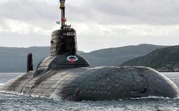 Tàu ngầm hạt nhân Nga áp đảo tàu ngầm Anh ở ngay sân sau của đối phương