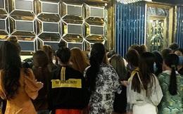 Công an đột kích quán karaoke phát hiện 88 người dương tính ma túy