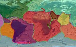 Mảnh vỏ Trái Đất thất lạc bị 'nuốt chửng' ở Thái Bình Dương
