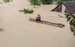 Ứng phó bão số 9: 7 tỉnh khu vực miền Trung xây dựng kịch bản sẵn sàng sơ tán 1,2 triệu người