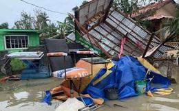 Bão Molave (bão số 9) sắp rời Philippines, hướng đến Việt Nam