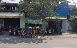 Xôn xao clip thanh niên xúi bé trai trộm điện thoại trong tiệm bán dừa ở Sài Gòn