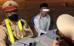 20 người nhập cảnh trái phép, nhiều lái xe dương tính ma túy trên cao tốc