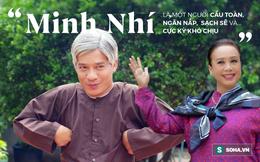 """Nghệ sĩ Minh Phượng: """"Chúng tôi gọi Minh Nhí là lão hà tiện vì có tính cách y như vậy"""""""