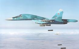 Tình hình Syria: Nga trút tên lửa xuống khu vực quân của Thổ Nhĩ Kỳ