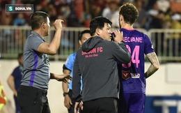 Không quan tâm án phạt của VFF, HLV Sài Gòn FC vẫn đặt mục tiêu vượt qua Hà Nội, Viettel