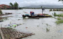 Bão Molave gây thiệt hại diện rộng tại Philippines