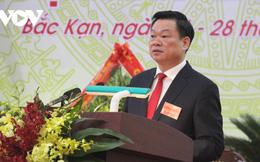 Ông Hoàng Duy Chinh trúng cử Bí thư Tỉnh ủy Bắc Kạn nhiệm kỳ 2020-2025