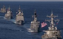 """Mỹ và Nhật Bản tập trận quy mô lớn, gửi cảnh báo """"sắc lạnh"""" tới Trung Quốc"""