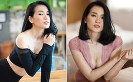 Nhan sắc và cuộc sống độc thân ở tuổi 38 của siêu mẫu Anh Thư