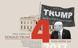Cuộc chiến không khoan nhượng với Trung Quốc và những di sản của ông Donald Trump