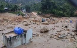 Đại tá Quân đội: Cơ động 2 hướng tìm nạn nhân bị vùi lấp tại Quảng Nam trước khi có mưa to
