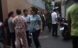 Bắt 1 nghi can vụ người phụ nữ tử vong với vết thương trên cổ trong căn nhà bốc cháy ở Sài Gòn