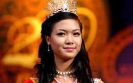"""Cuộc """"tàng hình"""" giữa showbiz Việt của Hoa hậu Thùy Dung sau 12 năm đăng quang"""