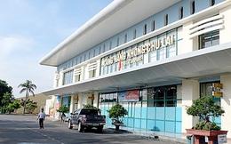 Sân bay Chu Lai bị hư hại do bão, phải đóng cửa tới chiều tối 30/10
