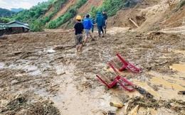 Lại thêm một vụ sạt lở ở Quảng Nam, 11 người mất tích: Tìm thấy 3 thi thể