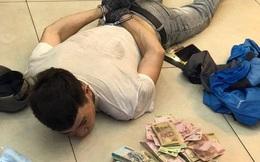 Gã trai đu dây đột nhập cửa hàng FPT Shop phá két sắt, lấy trộm 120 triệu đồng ở Sài Gòn