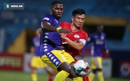 """HLV Hà Nội FC: """"Viettel cắt vụn trận đấu, Bùi Tiến Dũng xứng đáng nhận 2 thẻ vàng rời sân"""""""