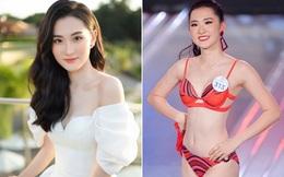 """Vẻ gợi cảm, cuốn hút của người đẹp xin rút khỏi """"Hoa hậu Việt Nam 2020"""""""