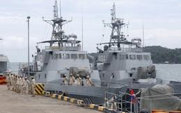 Lộ ảnh Campuchia phá cơ sở do Mỹ xây tại quân cảng chiến lược: Trung Quốc lại bị gọi tên!