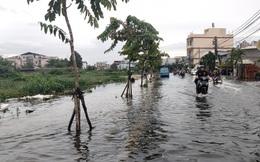 Hồ Bún Xáng - nỗi sợ của người dân Cần Thơ khi mưa bão, triều cường