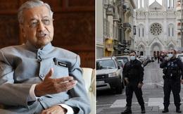 Bình luận cực sốc của cựu thủ tướng Malaysia sau vụ chặt đầu tại Pháp