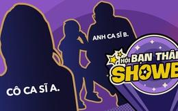 Showbiz giật twist cực mạnh: 2 ca sĩ trẻ tưởng FA nhưng con lớn lắm rồi, ai dè không nhận mà quyết đóng vai dì/ cậu - cháu