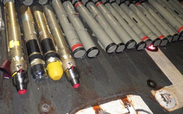 Mỹ bắt giữ tàu chở vũ khí của Iran trên đường tới Yemen