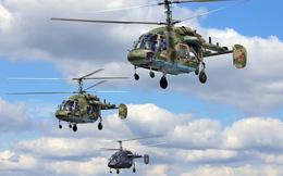 Khám phá loạt trực thăng yểm trợ mặt đất trong Lực lượng Không quân Vũ trụ Nga