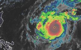 Goni thành bão mạnh nhất thế giới năm nay, có thể đổ bộ vào nước ta ngày 4/11 khi đã suy yếu