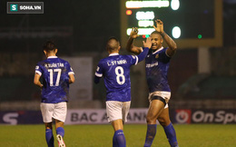 """Cuộc đua trụ hạng kịch tính đến giây cuối, Nam Định ở lại V.League với kịch bản """"điên rồ"""""""