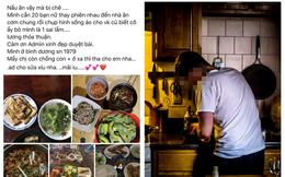"""Chồng khoe mâm cơm tự nấu, tìm 20 bạn nữ đến ăn cùng để """"dằn mặt"""" vợ cũ: Có không giữ, mất đừng tìm"""